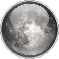 IndianAstrologyGuru Moon Icon